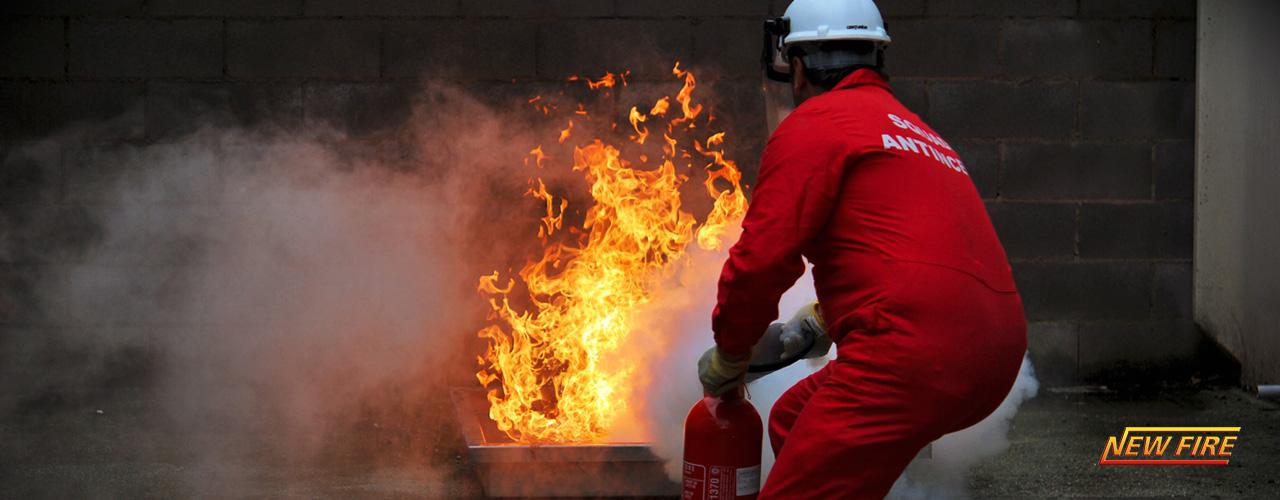 Corso antincendio Novara